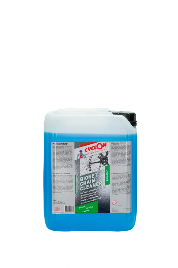 Cyclon Bionet Chain Cleaner 5 liter can