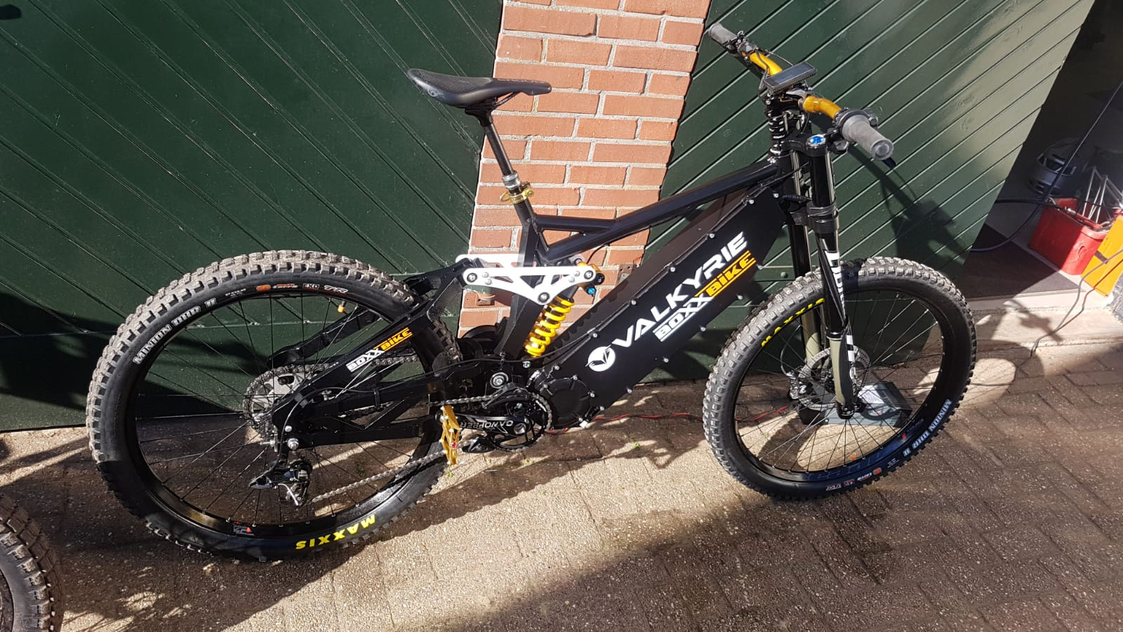 cyclon mountainbike producten