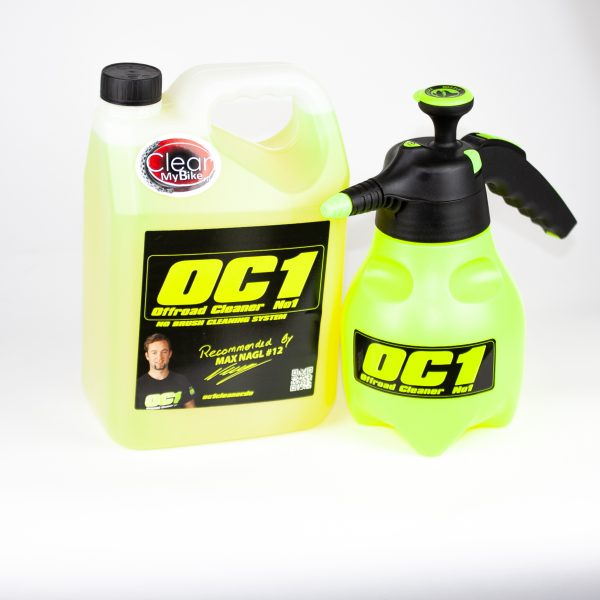 OC1 motor cleaner